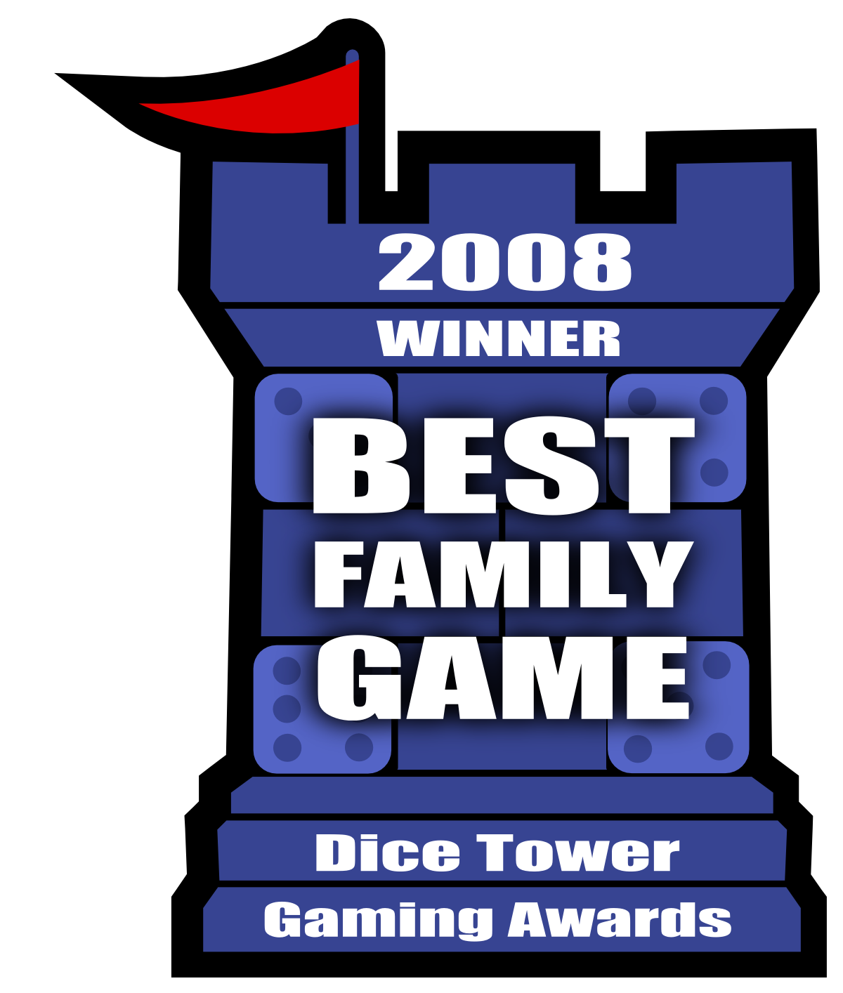 2008 Best Family Game Winner