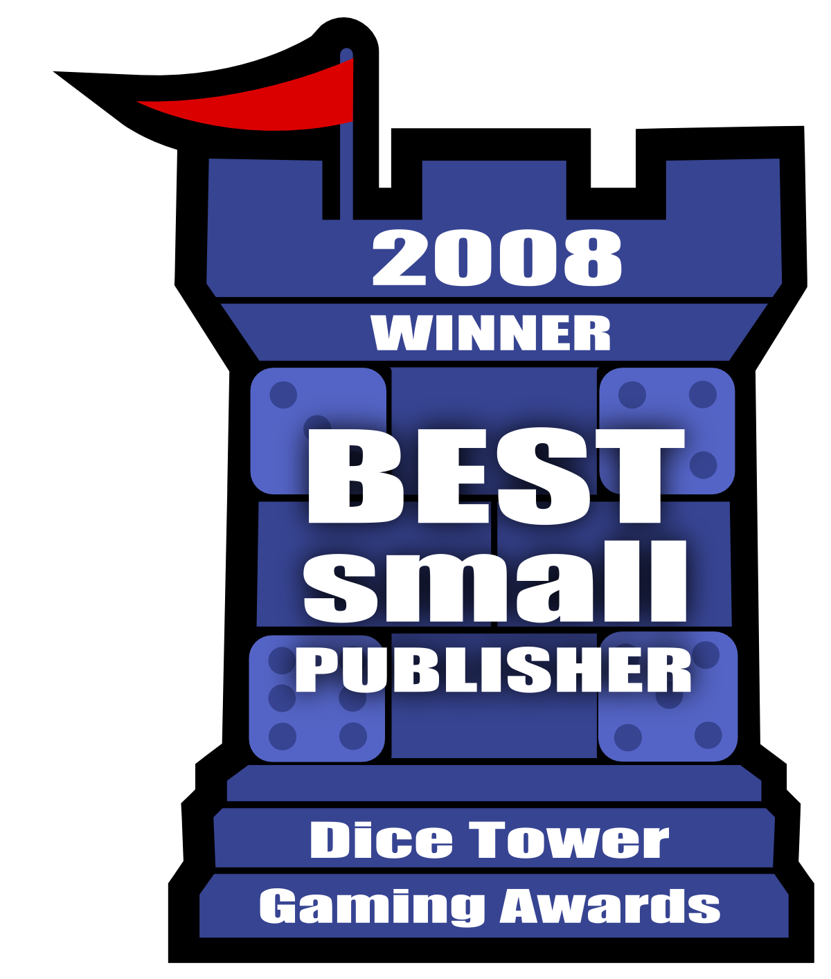 2008 Best Small Publisher Winner