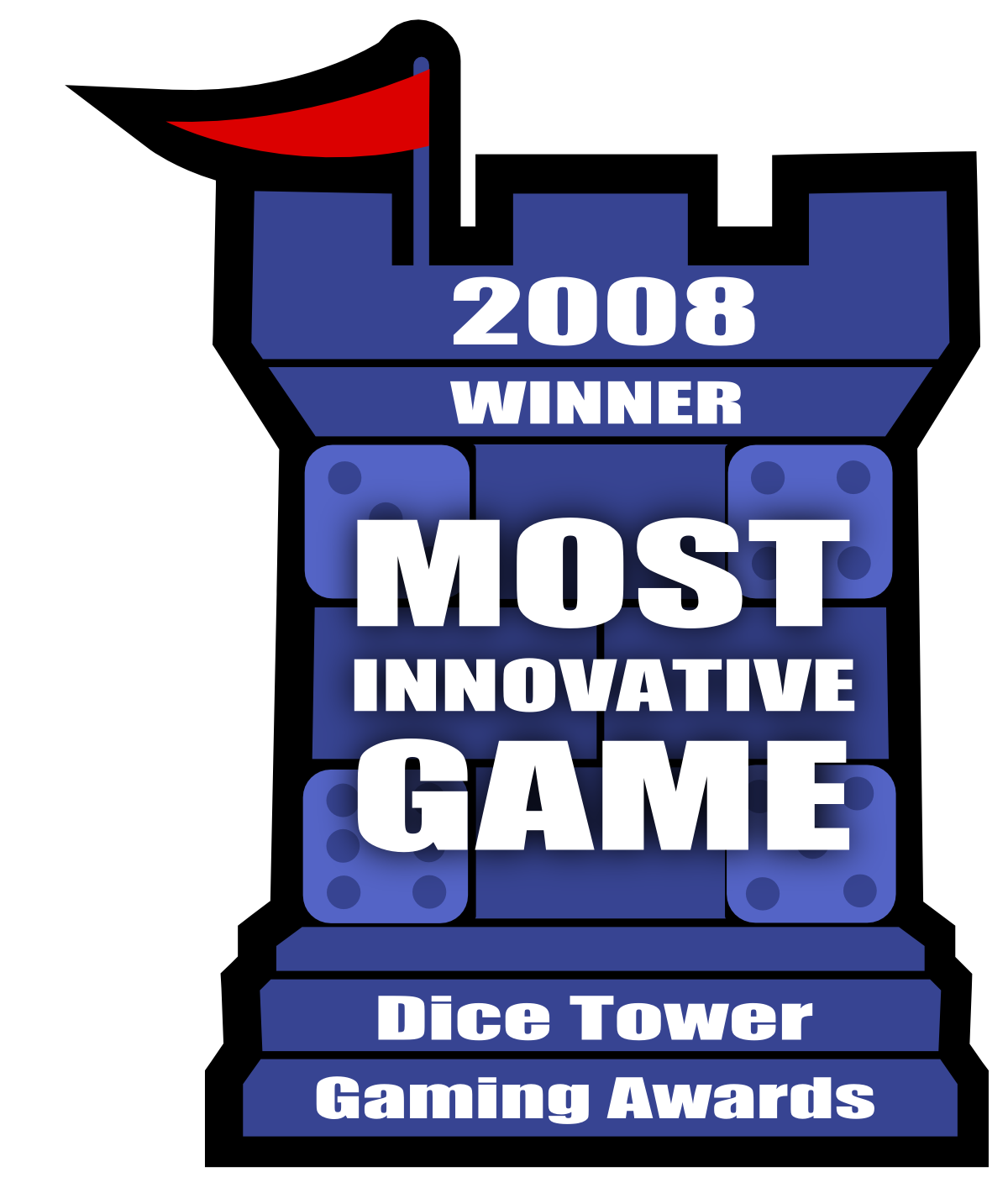 2008 Most Innovative Game Winner