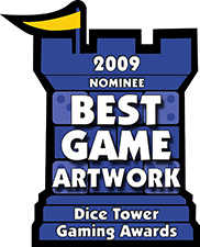 2009 Best Game Artwork Nominee