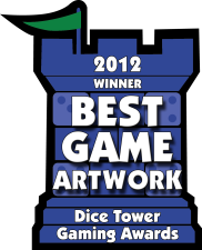 2012 Best Game Artwork Winner