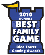 2010 Best Family Game Nominee