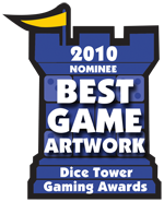 2010 Best Game Artwork Nominee