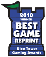 2010 Best Game Reprint Winner