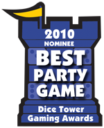 2010 Best Party Game Nominee