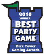2010 Best Party Game Winner