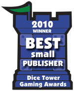 2010 Best Small Publisher Winner