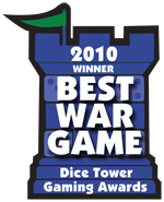 2010 Best War Game Winner