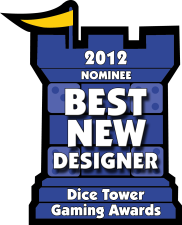 2012 Best New Designer Nominee