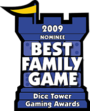 2009 Best Family Game Nominee