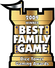 2009 Best Family Game Winner
