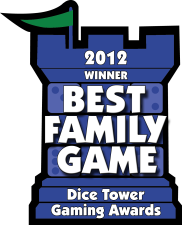 2012 Best Family Game Winner