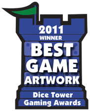 2011 Best Game Artwork Winner