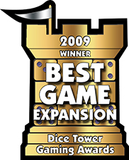 2009 Best Game Expansion Winner