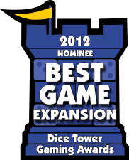 2012 Best Game Expansion Nominee