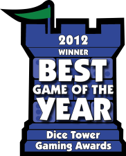 2012 Best Game of the Year Winner