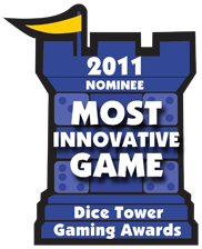 2011 Most Innovative Game Nominee