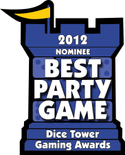 2012 Best Party Game Nominee