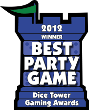 2012 Best Party Game Winner