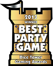 Best Party Game 2013 Winner