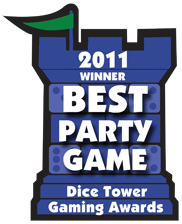 2011 Best Party Game Winner