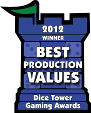 2012 Best Production Values Winner