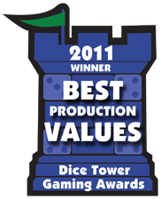 2011 Best Production Values Winner