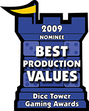 2009 Best Production Values Nominee