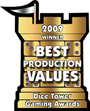 2009 Best Production Values Winner