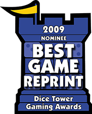 2009 Best Game Reprint Nominee