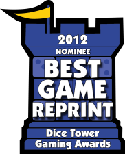2012 Best Game Reprint Nominee