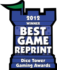 2012 Best Game Reprint Winner