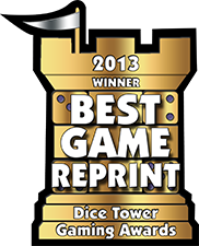 Best Game Reprint 2013 Winner