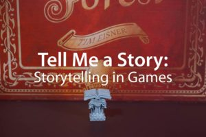 Storytelling in Games