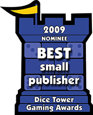 2009 Best Small Publisher Nominee