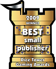2009 Best Small Publisher Winner