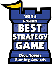2013 Best Strategy Game Nominee
