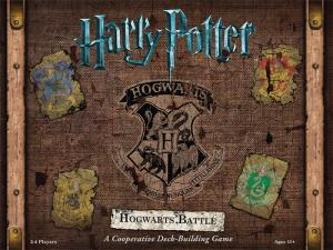 Harry Potter Hogwarts Battle Cooperative Deck-Building Game