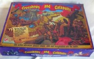 Crossbows and Catapults
