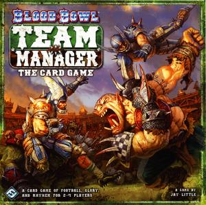 Blood Bowl: Team Manager – The Card Game