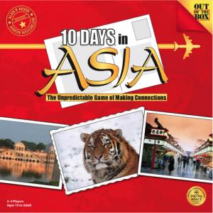 10 Days in Asia