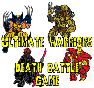 Ultimate Warriors Death Battle Game