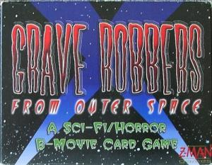 Grave Robbers From Outer Space
