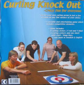 Curling Knock Out
