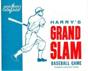 Harry's Grand Slam Baseball Game