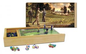Box of Golf: A Classic Golf Board Game