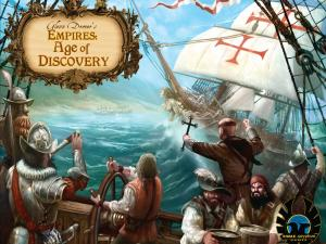 Glenn Drover's Empires: Age of Discovery – Deluxe Edition