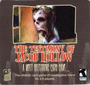 The Testimony of Jacob Hollow