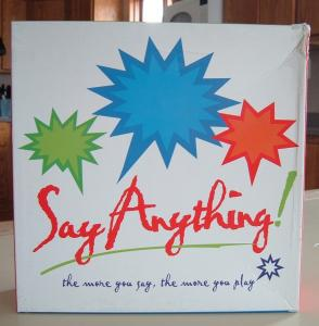 Say Anything!