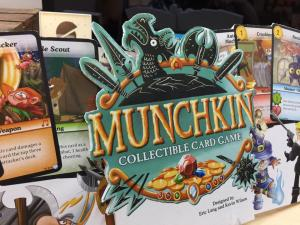 Munchkin Collectible Card Game